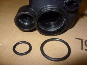 O-ring servo pumpe