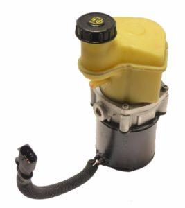 zujanje servo pumpe