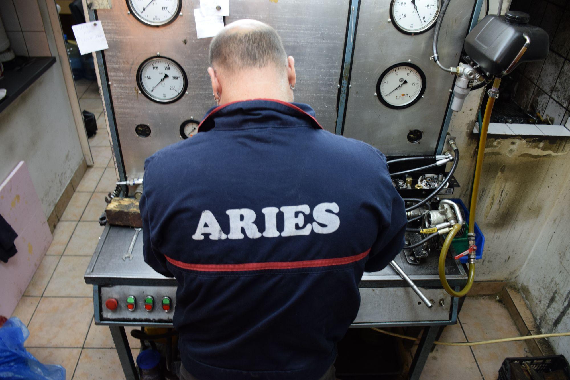 Servis Aries pruza kompletnu uslugu servo remonta
